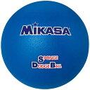 【ミカサ】 スポンジドッジボール [カラー:ブルー] #STD18-BL 【スポーツ・アウトドア:レクリエーションスポーツ:ドッジボール】
