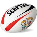 【セプタ—】 タグラグビーボール レースレス 4号球 #SP814 【スポーツ・アウトドア:ラグビー:ボール】