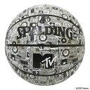 【スポルディング】 MTV ミックステープ ラバ— バスケットボール 7号球 #84-199J 【スポーツ・アウトドア:バスケットボール:ボール】