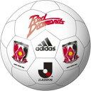 Jリーグサインボール 浦和レッドダイヤモンズ 2号球 #AMS21UR 【アディダス: スポーツ・ア