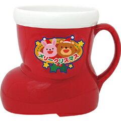 最大500円クーポン(要獲得)5/1810:00〜5/239:59クリスマスマグカップブーツ型アーテ