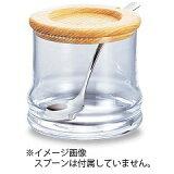 【エムタカ】 ガラス シュガ?ポット No.8407W スキ 【キッチン用品:容器?ストッカー?調味料入れ:シュガーポット】【ガラス】【ポイント10倍】