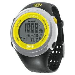 【送料無料】GPSフィット1.0JGPSマルチスポーツウォッチ[カラー:ブラックシルバー(日本限定色)]#SGJ01009【ソリアス:】【ポイント10倍】