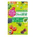 医食同源ドットコム 232Diet酵素 プレミアム 120粒 (ゆうメール送料無料)