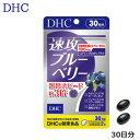 DHC 速攻ブルーベリー(30日分) サプリメント