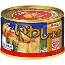 マルハニチロ 月花 いわし水煮 200g×24缶 イワシ缶 鰯缶 いわし缶◆