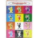 【メール便可能】コンドマニア・ミニストア コンドーム 6個入 【Condomania】
