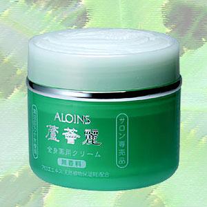 アロインス蘆薈麗 〈ろかいれい〉 薬用中油性クリ...の商品画像