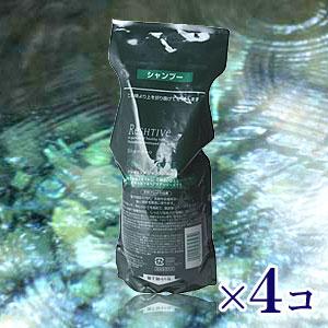 【BSP】【送料無料】ビューティーエクスペリエンス (モルトベーネ) クレイエステレシュティヴ シャンプー4000ml (1000ml×4)詰め替え用