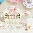 ショッピングパンパース 【送料無料】ファンタジープリンセス(おむつカップケーキ&おむつキャンディー)( 名入れ無料 ランキング おむつケーキ 女の子 出産祝い )