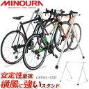 ミノウラ MINOURA LEVEL-100 スタンド バイクスタンド 自転車収納 スタンド