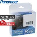 Panaracer(パナレーサー) R'AIR (Rエアー) TW720-F-RA W/O 700×18〜23C 仏式34mm 自転車 チューブ