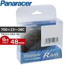 Panaracer(パナレーサー) R'AIR (Rエアー) TW723-28LF-RA W/O 700×23〜28C  自転車 チューブ