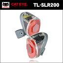 キャットアイ CATEYE TL-SLR200 フラッシングライト 自転車 ロード bebike 02P03Dec16