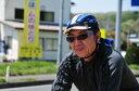 rin project(リンプロジェクト) 4009 カスク用バイザー 牛革 ブラウン 自転車 カスク(オプション)