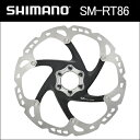 シマノ SM-RT86-L 6本ボルト L 203mm ディスクブレーキ用ローター SHIMANO (ISMRT86L2) MTB 自転車 bebike