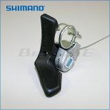 SL-A050 L 2スピード(フリクション) 左手側 シマノ シフトレバー ハンドルバー取付けタイプ(ASLA050LB)【自転車】(bebike)
