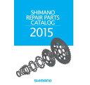 シマノ リペアパーツカタログ 2015年(R108RP1501X) 自転車 bebike
