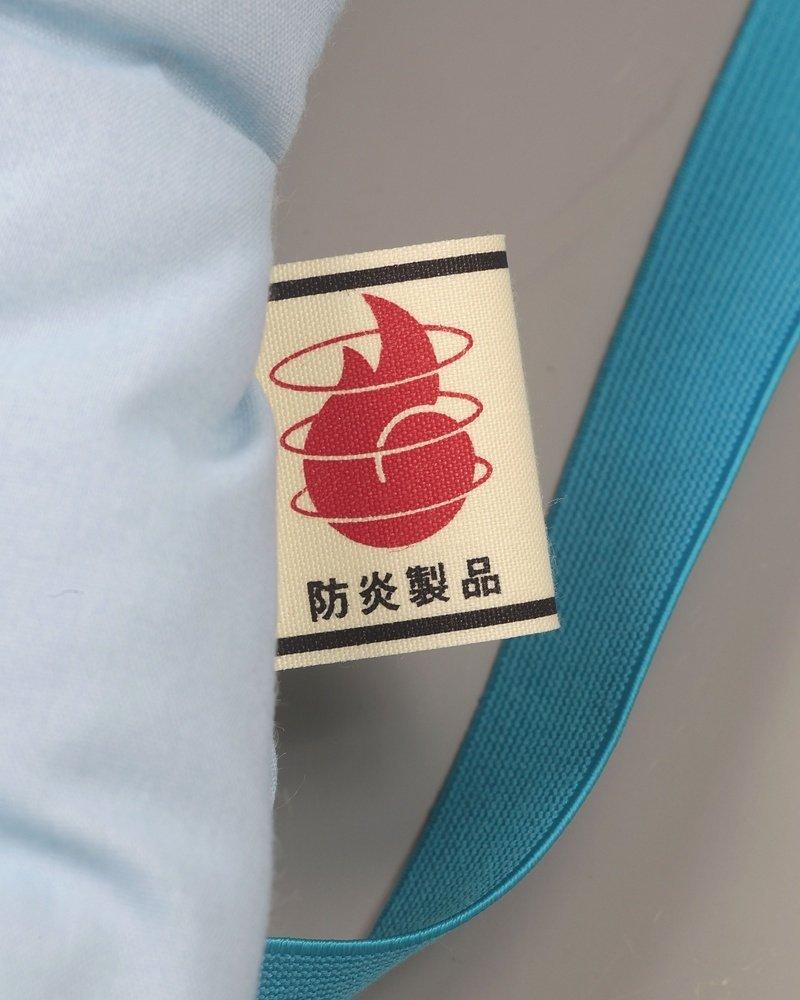 防炎協会認定カネカロン防災クッションL 大人用 防災製品 防災グッズ(代引不可)【送料無料】
