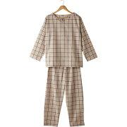 ラクシズム 婦人パジャマ 衣料 衣料ギフト パジャマ LX1741(代引不可)