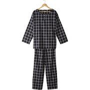 ラクシズム 紳士パジャマ 衣料 衣料ギフト パジャマ LX1740(代引不可)