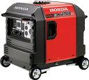 HONDA 防音型インバーター発電機 2.8kVA(交流/直流)セル付/車輪付 【1台】【EU28IS1JNA3】(発電機/ガソリン発電機)