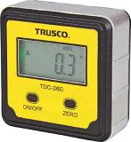 TRUSCO(トラスコ) デジタル水平傾斜計 デジキュービック 【1個】【TDC360】(測量用品/勾配計)