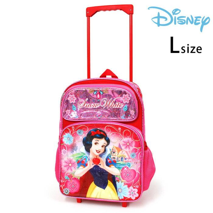 ディズニーキャリーバッグL白雪姫プリンセス子供コロコロ旅行かばんキッズ女の子あす楽対応