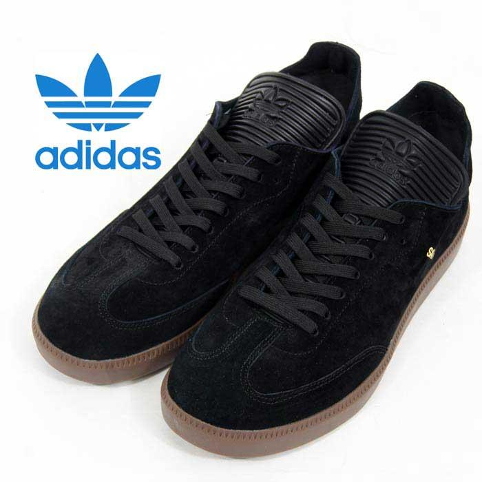 adidas samba black black