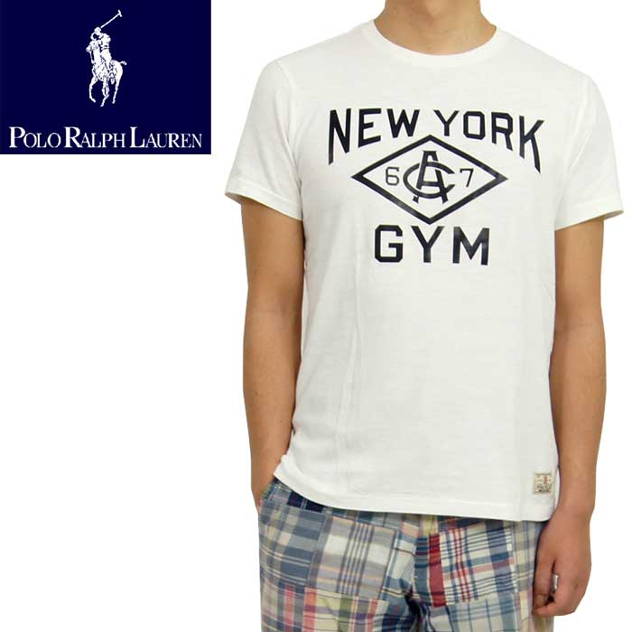 POLO by Ralph Lauren Ralph Lauren NEW YORK GYM t-shirt