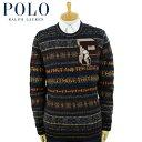 ショッピングカニ ラルフローレン POLO Ralph Lauren フェアアイル アルパカ セーター