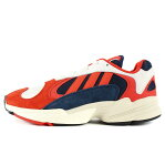 adidas (アディダス) 18S/S YUNG-1(B37615) オレンジ×ホワイト×ネイビー US9(27cm)