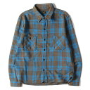 TENDERLOIN HEAVY FLANNEL