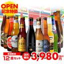 【送料無料】OPEN記念12本セット