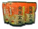 食べやすい発芽玄米 500gチャック付き袋九州産 米 ヒノヒカリ ひのひかり
