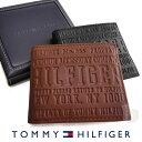 ショッピングTOMMY トミーヒルフィガー 二つ折り 財布 31TL25X022 TOMMY HILFIGER トミー メンズ 財布 ウォレット サイフ レザー 革 ブランド ギフト プレゼント