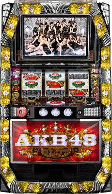 ぱちすろ AKB48 ≪コインレスセット≫ パチスロ実機 【中古】
