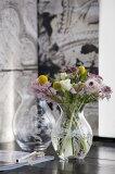 【 送料無料 】【 あす楽 】ROSENDAHL ローゼンダール社 コペンハーゲンSaga Magnolia Vaseフラワーベース(S) 16cm #38360 マグノリア モクレン花瓶 ガラス ベース 北欧 花びん