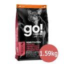 GO! LID サーモン 1.59kg【ドッグフード/ドライフード/ペットフード/グレインフリー/グルテンフリー/穀物不使用】