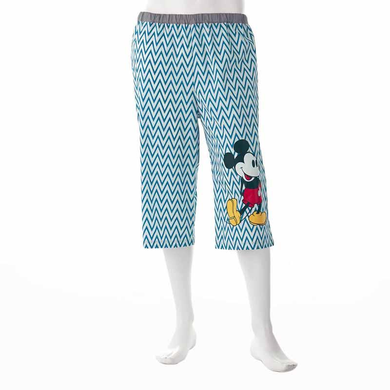 【エントリーでポイント10倍!6/21 1:59まで】【Disney】ディズニー メンズ綿100%ステテコ 「ミッキーマウス」 M L LL 3L メンズ 服 男性 パジャマ ルーム ウェア 部屋着 父の日 ギフト