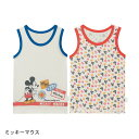 【Disney】ディズニー ボーイズメッシュタンクトップ2柄...