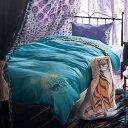 【ポイント15%還元!9/26 9:59まで】【Disney】ディズニー タッセルがかわいい綿100%掛け布団カバー ◇ 寝具 布団 ベッド カバー 掛布..