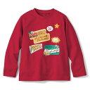 【Disney】 ディズニー 長袖Tシャツ(選べるキャラクター) 「カーズ」 ◆ 90 100 11...