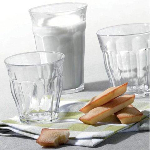 ベルメゾン ピカルディグラス6個セット(容量約160ml) ◆容量約160ml◆ ◇ 皿 食器 キッチン マグ カップ コップ グラス おしゃれ ◇
