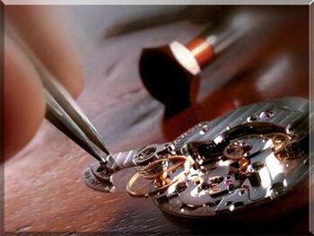 【腕時計修理・オーバーホール】TUDOR チュードル 手巻き