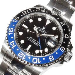 【中古】ROLEX ロレックス GMTマスターII 116710BLNR ランダム品番【自動巻】【メンズ】【腕時計】