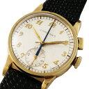 【中古】LONGINES ロンジン ワンプッシュクロノグラフ (1940年代製造)アンティーク【自動巻】【腕時計】