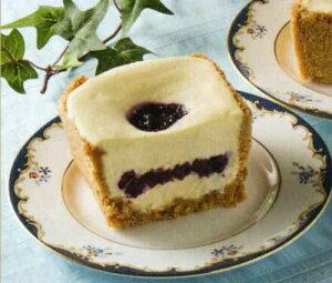 ツェラー ガトー・フロマージュ・ブルーベリー ベイクドチーズケーキ