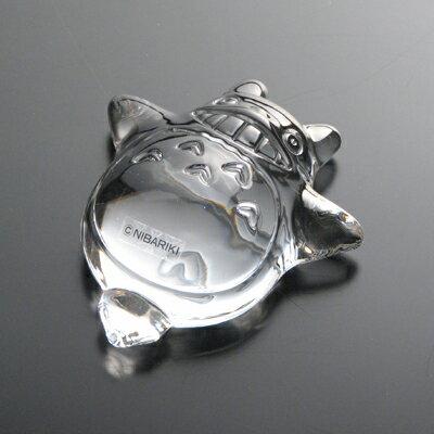 ノリタケクリスタル となりのトトロ ペーパーウェイト 駒トトロ【RCP】...:belleseve:10002185
