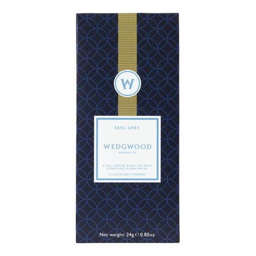 ウェッジウッドの紅茶 『アール グレイ ティー』 ティーバッグ12袋入り【楽ギフ_包装選択】【楽ギフ_のし宛書】【楽ギフ_メッセ入力】